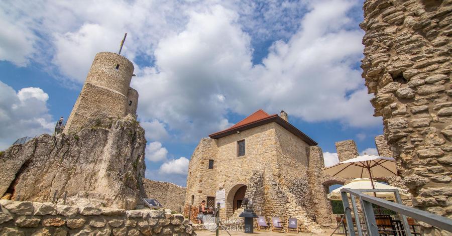 Zamek Rabsztyn - zdjęcie