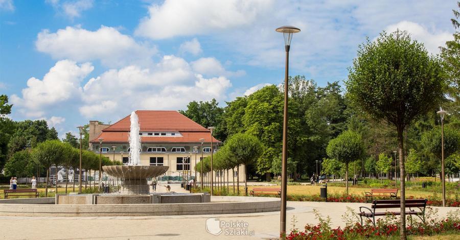 Park Centralny w Świdnicy - zdjęcie