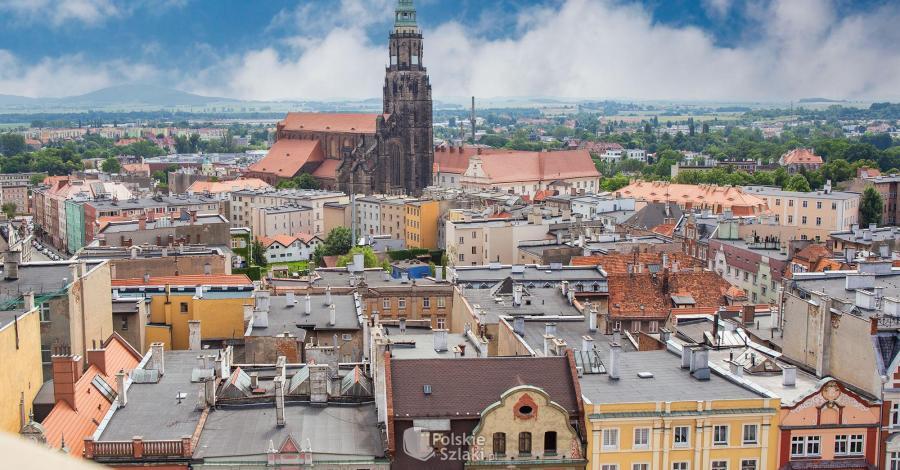 Wieża Ratuszowa w Świdnicy - zdjęcie