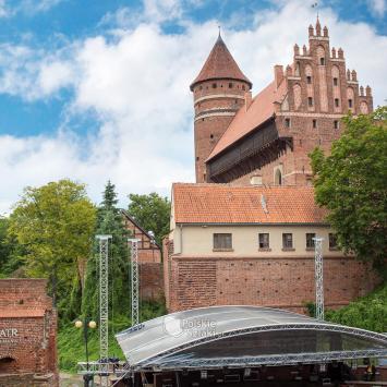 Zamek kapituły w Olsztynie