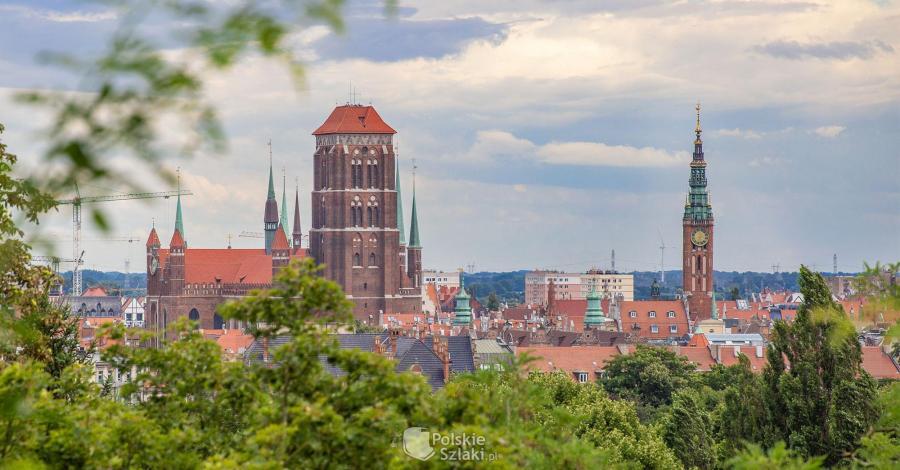 Góra Gradowa w Gdańsku - zdjęcie