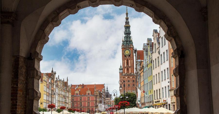 Długi Targ w Gdańsku - zdjęcie