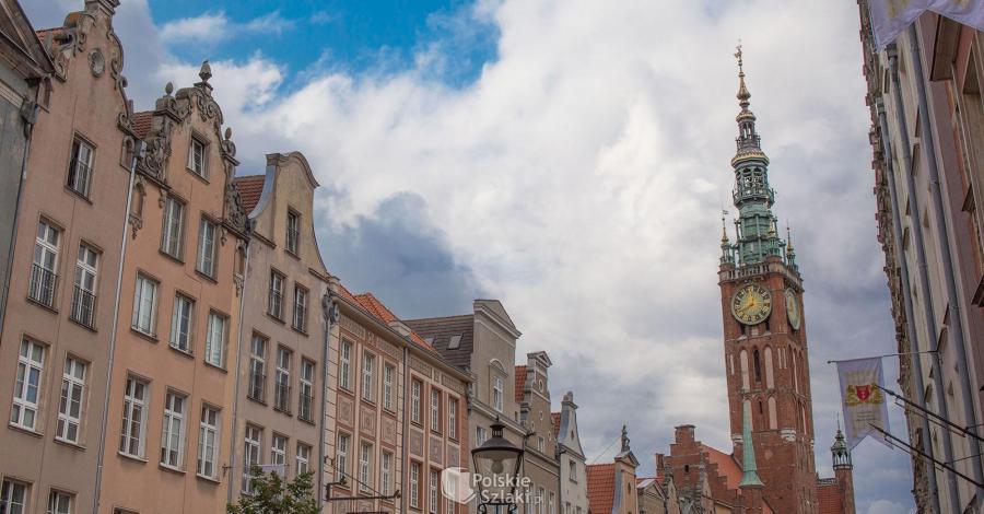 Ratusz Głównego Miasta w Gdańsku - zdjęcie