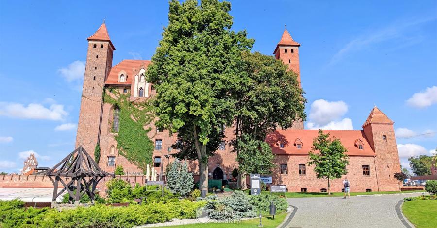 Zamek Gniew - zdjęcie