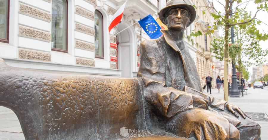 Galeria Wielkich Łodzian w Łodzi - zdjęcie