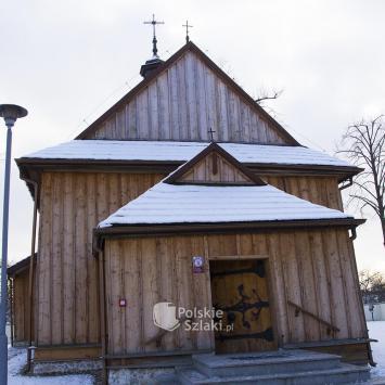 Drewniany Kościół w Zrębicach