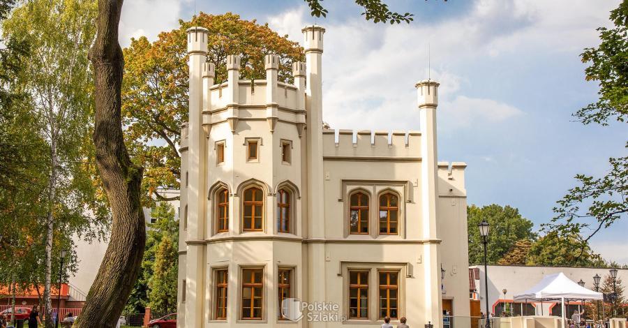 Pałac w Bytomiu Miechowicach - zdjęcie