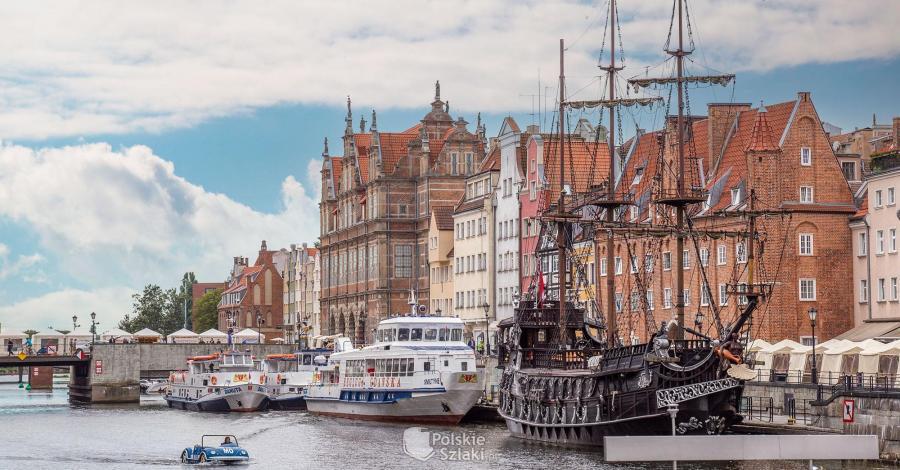 Rejsy galeonem w Gdańsku - zdjęcie