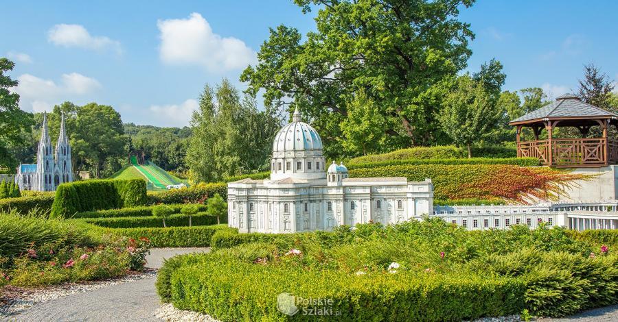 Park Miniatur Olszowa - zdjęcie