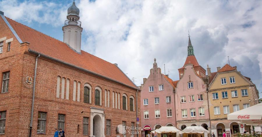 Rynek w Olsztynie - zdjęcie