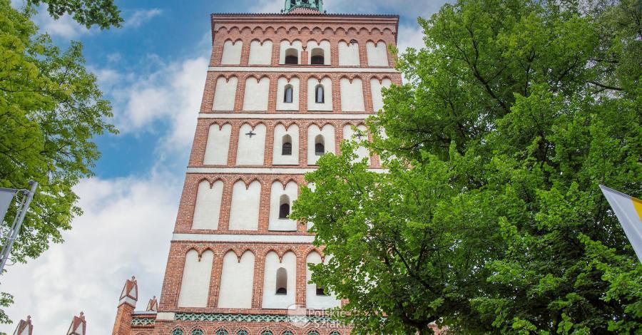 Katedra w Olsztynie - zdjęcie