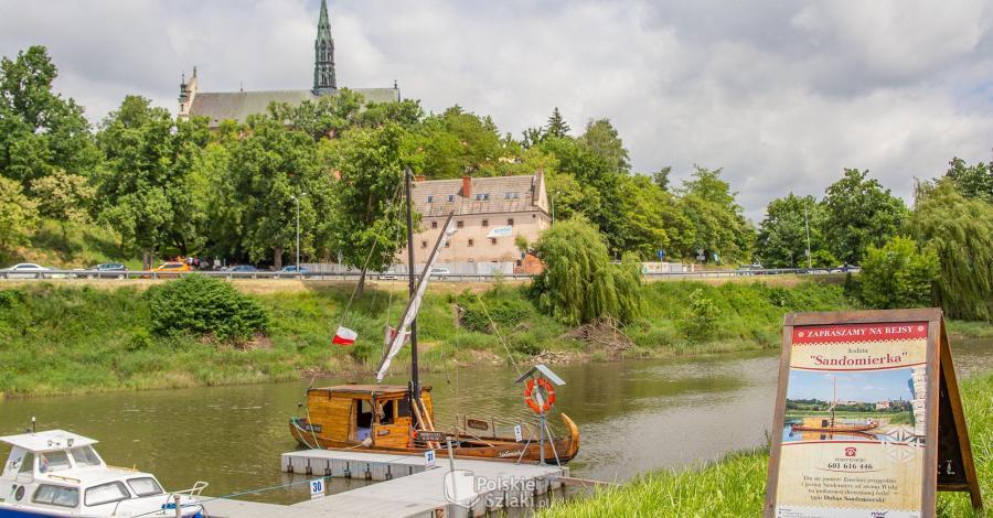 Spichlerz w Sandomierzu - zdjęcie