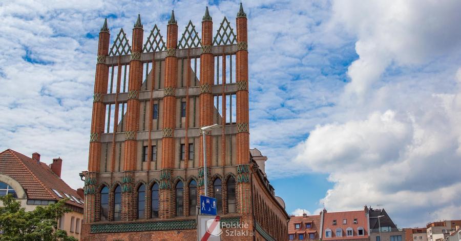Ratusz w Szczecinie - zdjęcie