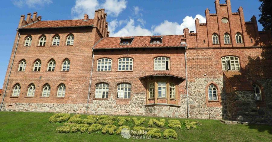 Zamek w Olsztynku - zdjęcie