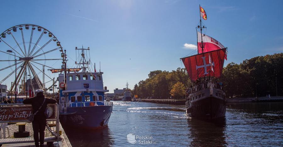 Przystań Pasażerska w Kołobrzegu - zdjęcie