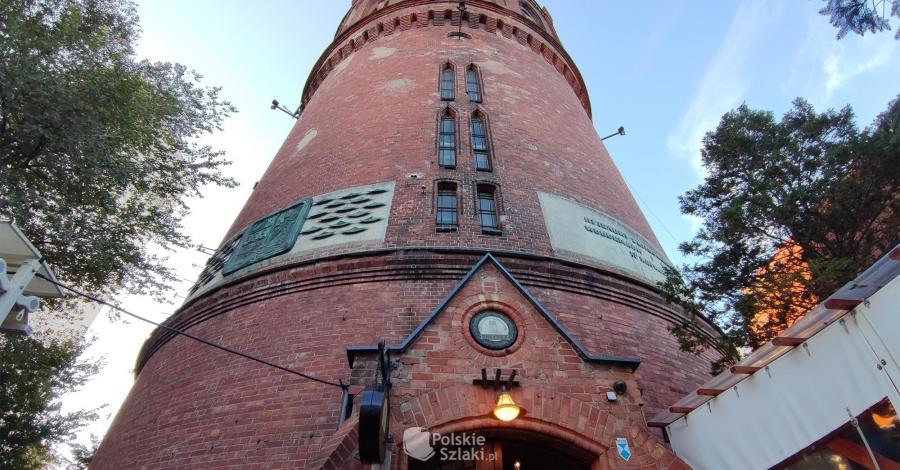 Wieża ciśnień w Kołobrzegu - zdjęcie
