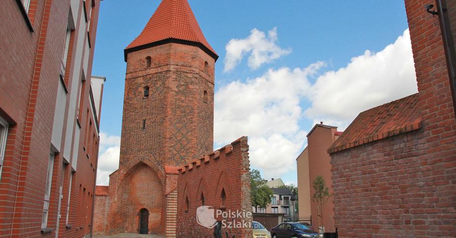 Baszta Bluszczowa w Lęborku - zdjęcie