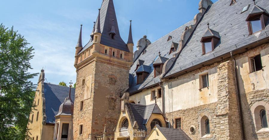 Pałac Górka w Sobótce - zdjęcie