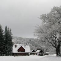 Zimowy Beskid Śląski