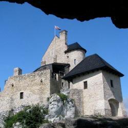 Bobolice Mirów Siewierz - Jura powstaje z ruin