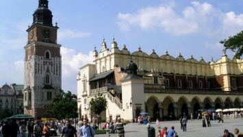 Trasa Królewska w Krakowie - zdjęcie