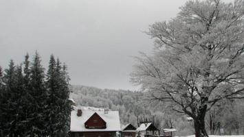 Zimowy Beskid Śląski - zdjęcie