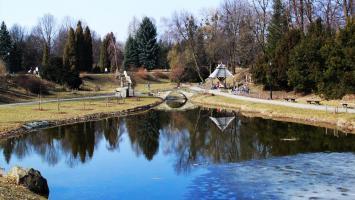 Chorzowski Park jesienny... - zdjęcie