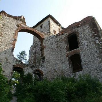 Zamek w Tęczynku - zdjęcie