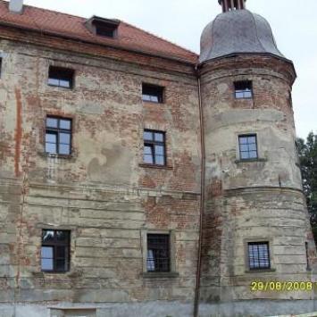 Zalew w Rybniku i Pałac w Rudach