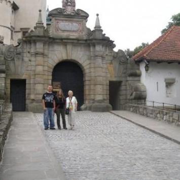 Zwiedzamy zamki Małopolski. - zdjęcie
