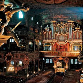 Niezwykły kościół w Świdnicy - zdjęcie