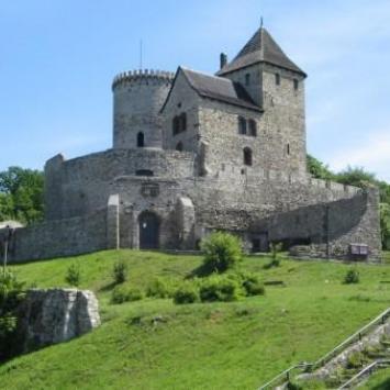 Zamek i pałac w Będzinie. - zdjęcie