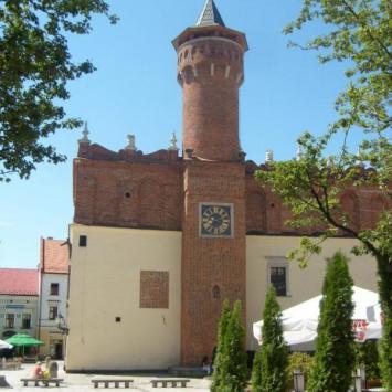 krótki spacer po Tarnowie - zdjęcie