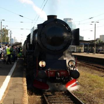 Dni Transportu Publicznego - częśc pociągowa - zdjęcie