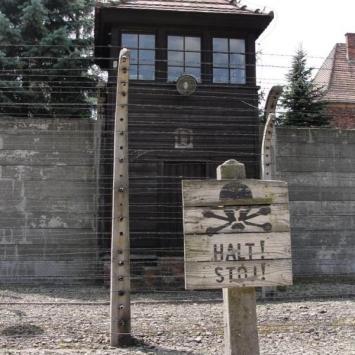 Obóz KL Auschwitz w Oświęcimiu oraz Wadowice