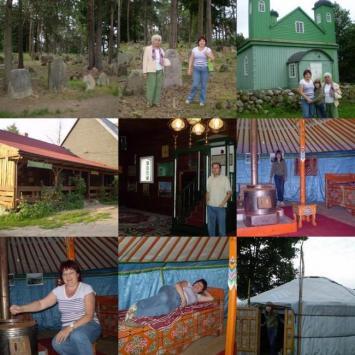 Podlaski szlak tatarski