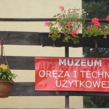 Muzeum Oręża i Techniki Użytkowej - zdjęcie