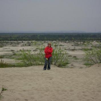 Polska pustynia