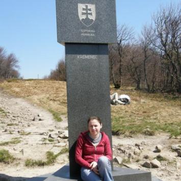 Trójstyk w Bieszczadach - zdjęcie