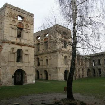 Zamek Krzyżtopór w Ujeździe - zdjęcie