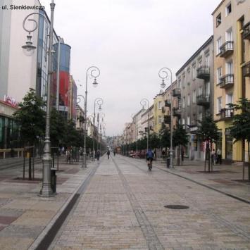 Stolica świętokrzyskiego - Kielce
