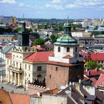Lublin miasto studenckie - zdjęcie