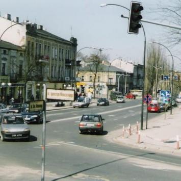 Miasto - TOMASZÓW MAZ.