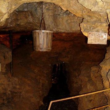 Barbórka w kopalni - zdjęcie