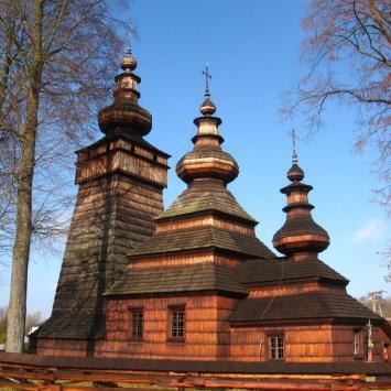 Beskid Niski - szlakiem architektury drewnianej i nie tylko