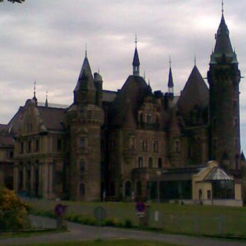 Moszna - pałac z bajki  - zdjęcie