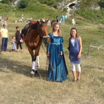 Olsztyn-Turniej rycerski