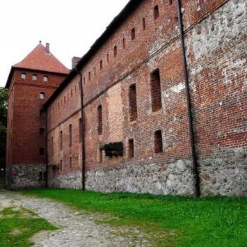 Zamki Krzyżackie - Bytów - zdjęcie
