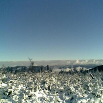 Przez Czarną Górę na Śnieżnik