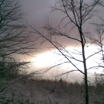 Do Międzygórza przez Halę Pod Śnieżnikiem
